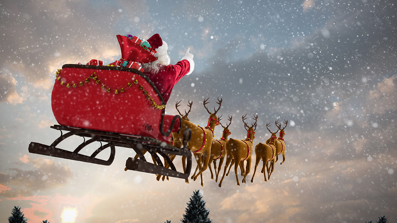 I Got Santas Sleigh In The New Snowman Simulator Update Roblox Tracking Santa 2018 Live Updates Where Is Santa Claus Right Now