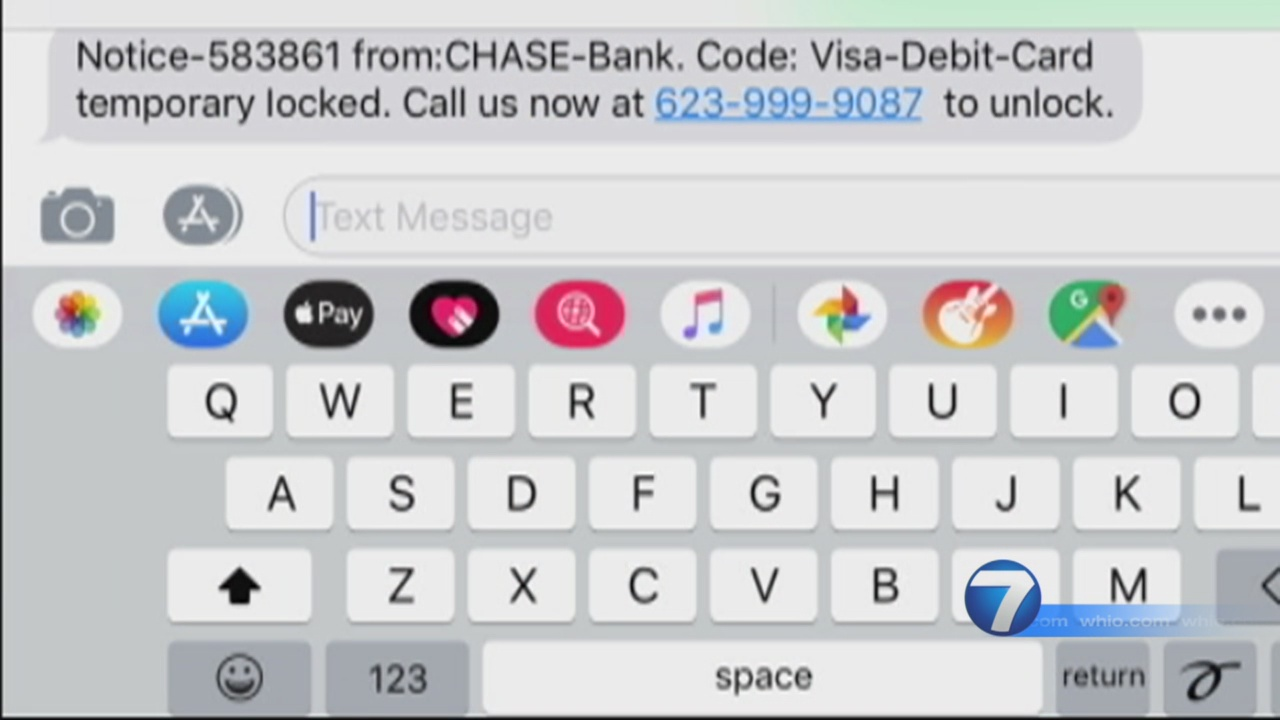 Credit Card Bank Text Message Alerts Being Used To Scam People
