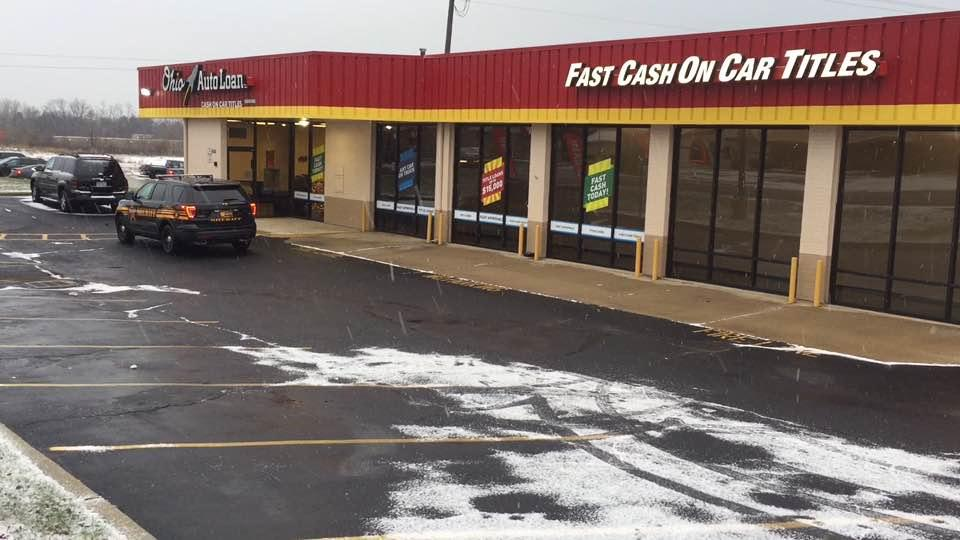 Man In Mask Robs Auto Title Loan Business At Gunpoint Dayton Crime